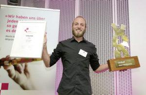 Der Sieger Sven Leygraf. Foto: Andreas Fischer