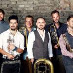 Das Blasmusik-Ensemble Federspiel aus Österreich. Foto: (c) Maria Frodl