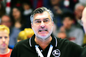MT-Trainer Michael Roth. Foto: Heinz Hartung