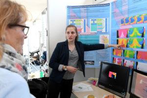 Verfahrensentwicklung zur thermografischen Brustkrebsdiagnostik. Foto: SMA