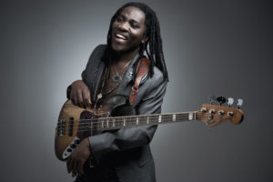 Richard Bona. Foto: hr/© Ingrid Hertfelder