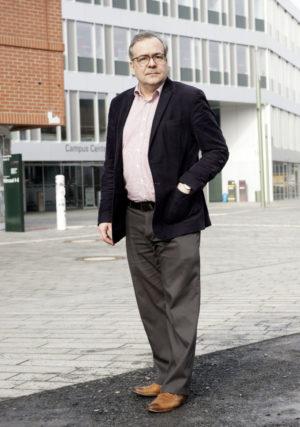 Prof. Dr. Reiner Finkeldey. Foto: Mario Zgoll
