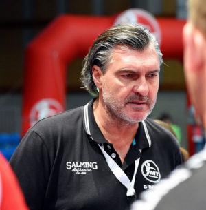Prägte eine Ära: Ex-MT-Melsungen-Coach Michael Roth. Foto: Heinz Hartung