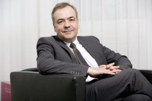 Reiner Finkeldey, Präsident der Universität Kassel. Foto: Sonja Rode