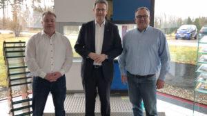Nordhessisches Unternehmen schützt mit Isolierglas die Umwelt