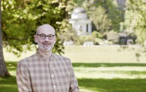 Prof. Dr. Martin Eberle. Foto: Mirja Löwe/MHK