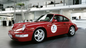 Porsche Sportwagen: Ein Mythos wird 70