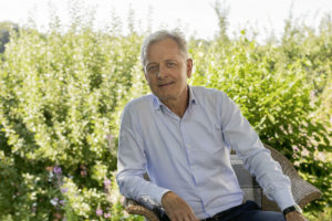 Conrad Fischer, Verleger. Foto: Christophe Hamdaoui