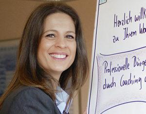 Melita Dine, Training/Coaching/Beratung, Müller + Partner, Unternehmensberatung. Foto: Müller + Partner