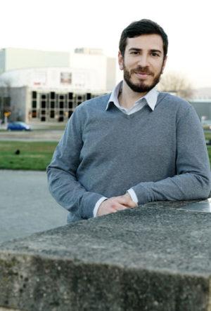 Mario Hartmuth hat nur positive Erfahrungen in Kassel gemacht. Foto: Mario Zgoll