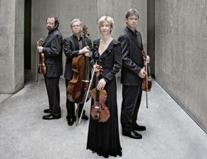 In diesem Jahr neben vielen anderen mit dabei: das Hagen Quartett. Foto: Harald Hoffmann