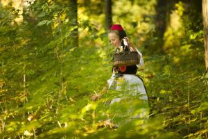 Weite Wälder und unberührte Natur: wie im Märchen der Gebrüder Grimm. Foto: Paavo Blafield