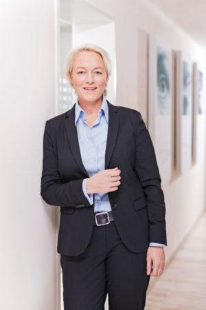 Sonja Trieschmann, geschäftsführende Gesellschafterin bei Müller + Partner. Foto: Müller + Partner