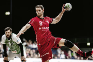 Die Vorfreude auf die neue Saison steigt nicht nur bei Tobias Reichmann, sondern auch bei den Fans. Foto: MT Melsungen
