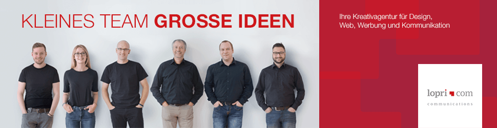 Werbeagentur aus Kassel: lopri communications