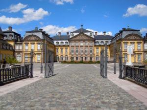 Das Residenzschloss Bad Arolsen. Foto: (c) Touristik-Service
